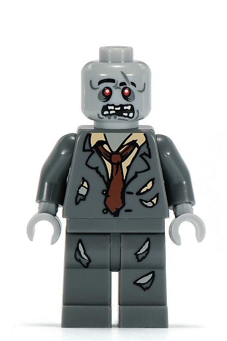 Zombie Minifigures Brickipedia The Lego Wiki