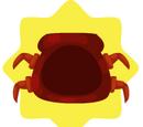 Trinidadian Crab Shell
