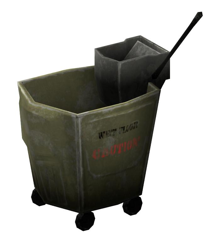 Mop Bucket Png ...