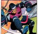 Silent Samurai (Earth-One)