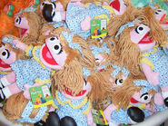 Sesame Street plush  Sesame Place likewise Muppets Sesame Street as well Sesame street plush  sesame place moreover Teletouro  Season 4 additionally Quiet Book Sesame Street. on rosita sesame street puppets