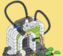 LEGO Club Door