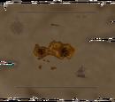 Mapa morska Dworu Irdorath