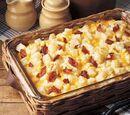 Cheesy Potato Ham Casserole