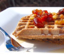 Brown Rice Waffles