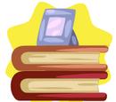 Books and Photo Decor