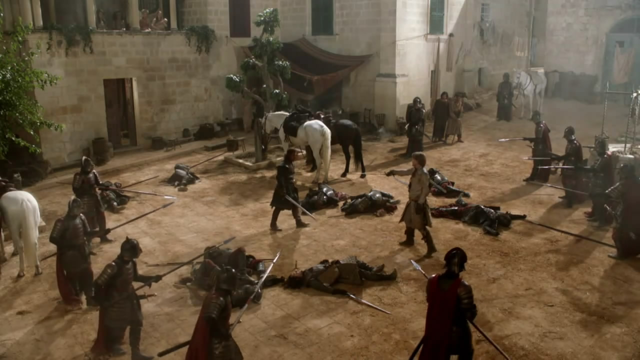 The Wolf And The Lion Game Of Thrones Wiki Wikia