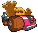 Mega Man Battle & Chase Character Images