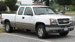 2003-2005 Chevrolet Silverado -- 09-03-2010