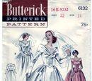 Butterick 6132
