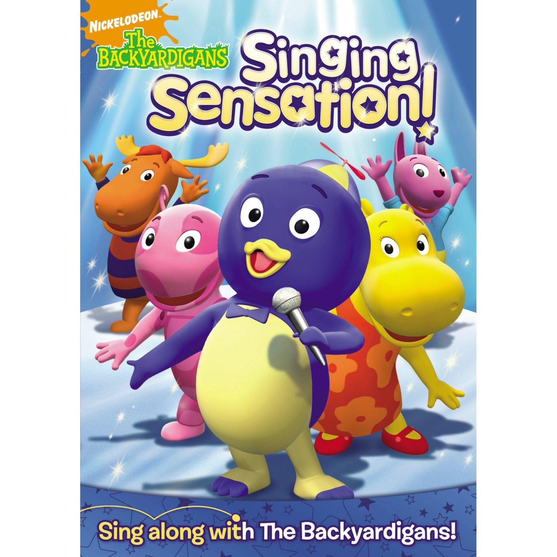 Singing Sensation! - The Backyardigans Wiki