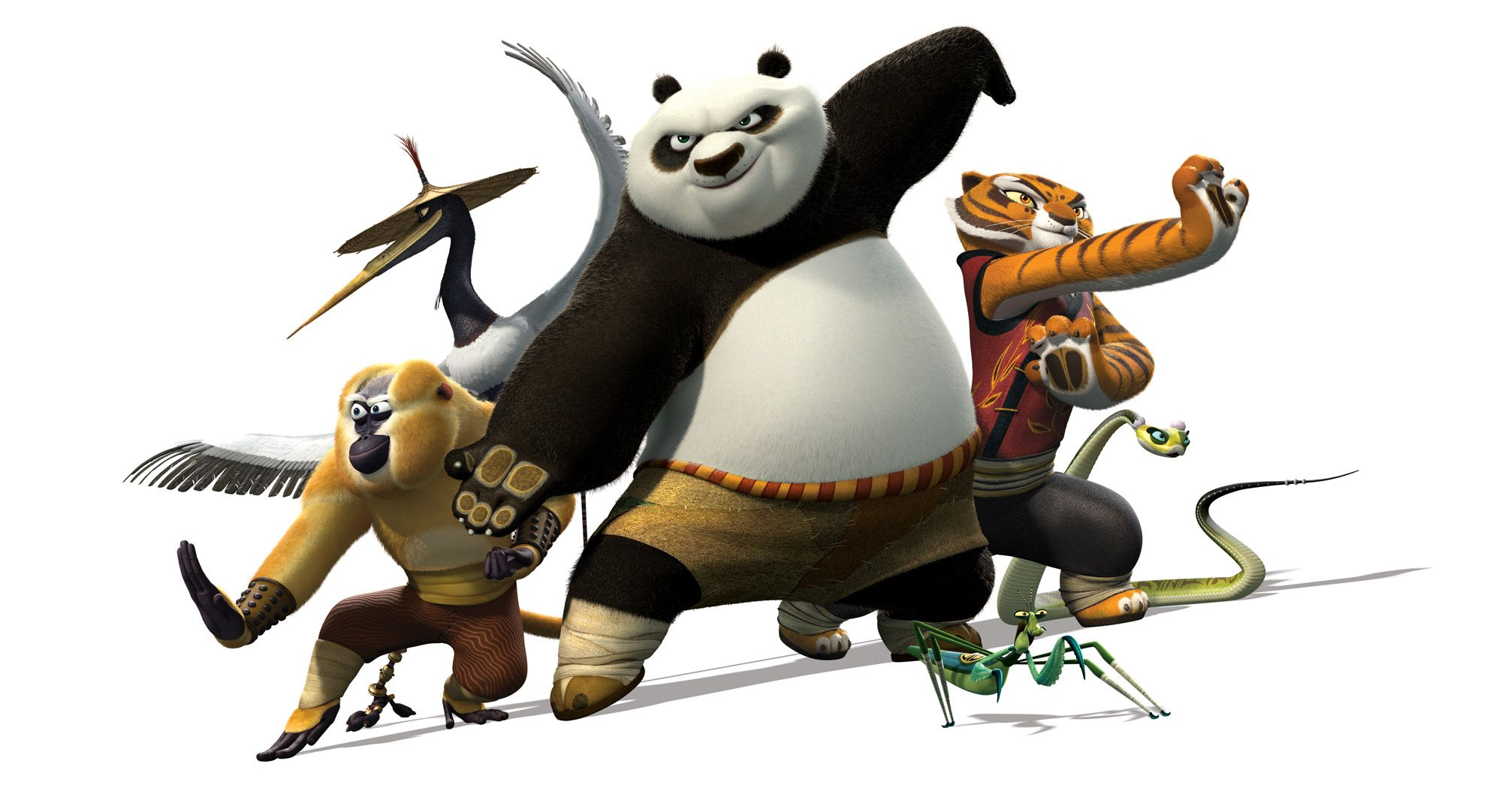 Cheat Kungfu Panda Ps2