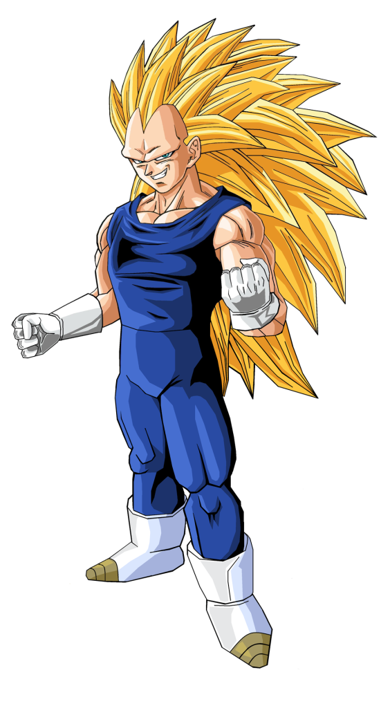 Super Saiyan 3 - Dragon Ball AF Fanon Wiki