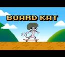 Gato en Skate