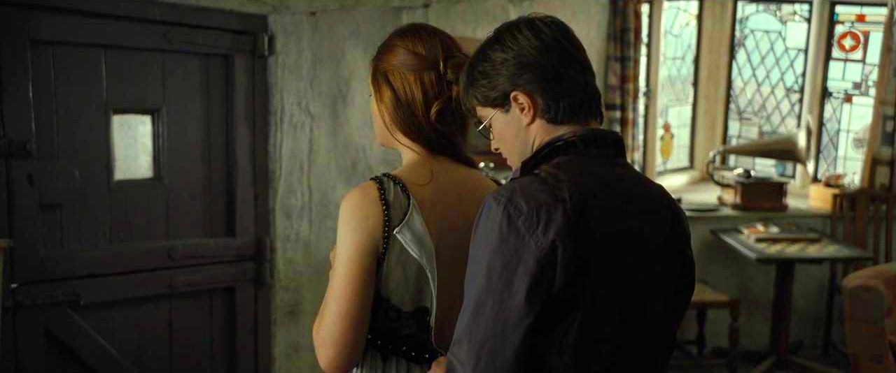 Emma Watson Talks Harry Potter and the Deathly Hallows