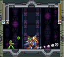 Mega Man X3 screenshots