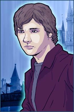 Kingdom Keepers Characters Lawrence Finnegan   Finn