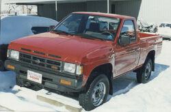 Nissan Hardbody Truck 4x4 1990