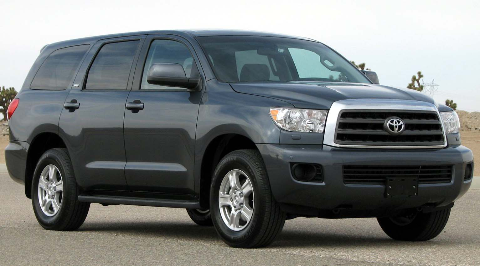 Toyota Sequoia Tractor Amp Construction Plant Wiki The