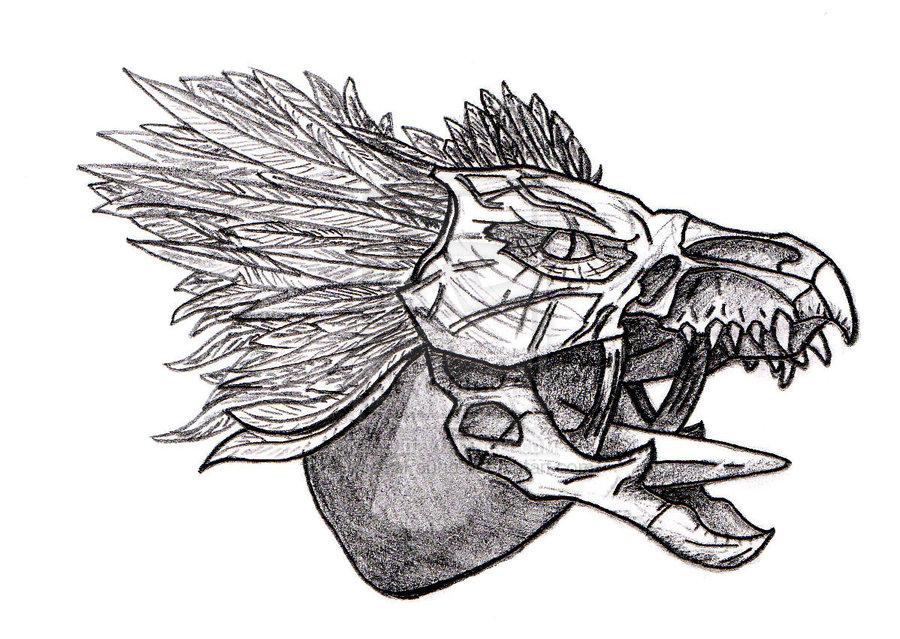 Imagen - Dibujo de un skirmisher.jpg - Halopedia