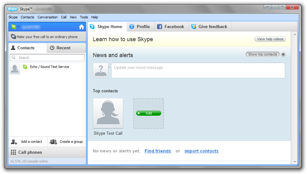 Skype Windows 7 Starter