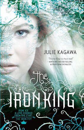 Julie kagawa-theironking
