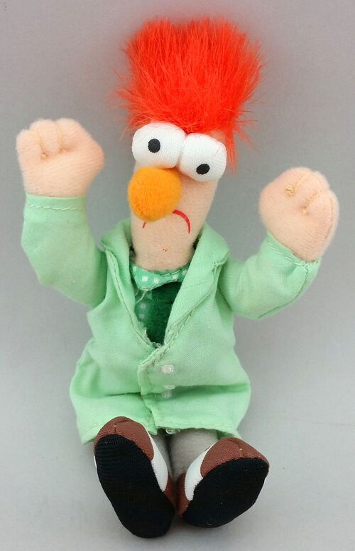 muppets 25th anniversary happy meal plush muppet wiki