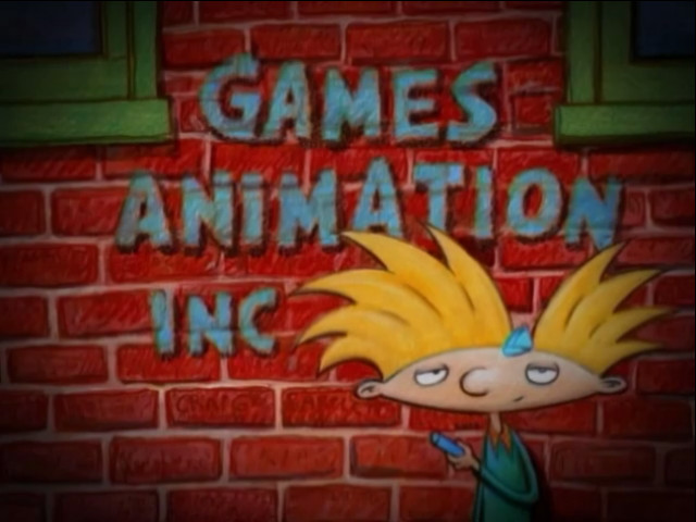 Games Animation Inc - Hey Arnold Wiki