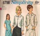Simplicity 6798 A