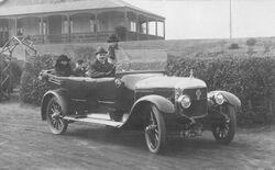 1922 Vulcan 20HP Tourer