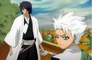 Hitsugaya and Amagai watch the infiltration.png