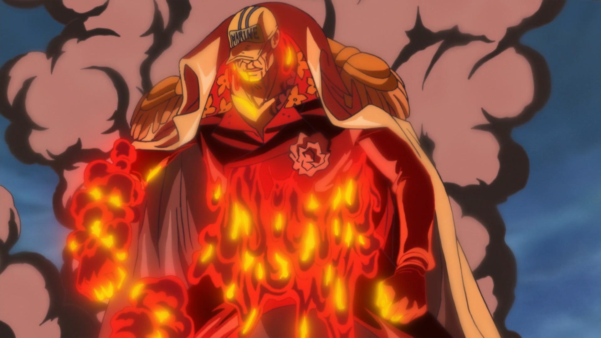 Sakazuki   One Piece Wiki   Fandom