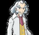 Personajes del manga Pokémon Ranger-The Comic
