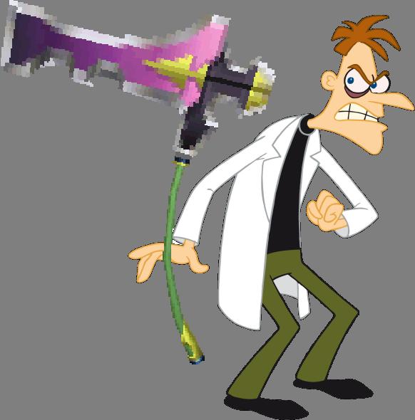 Phineas And Ferb Dr Doofenshmirtz Building Image - KH IV D...