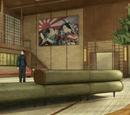 George Spelvin's apartment