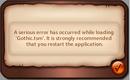 TSM Load game error.png