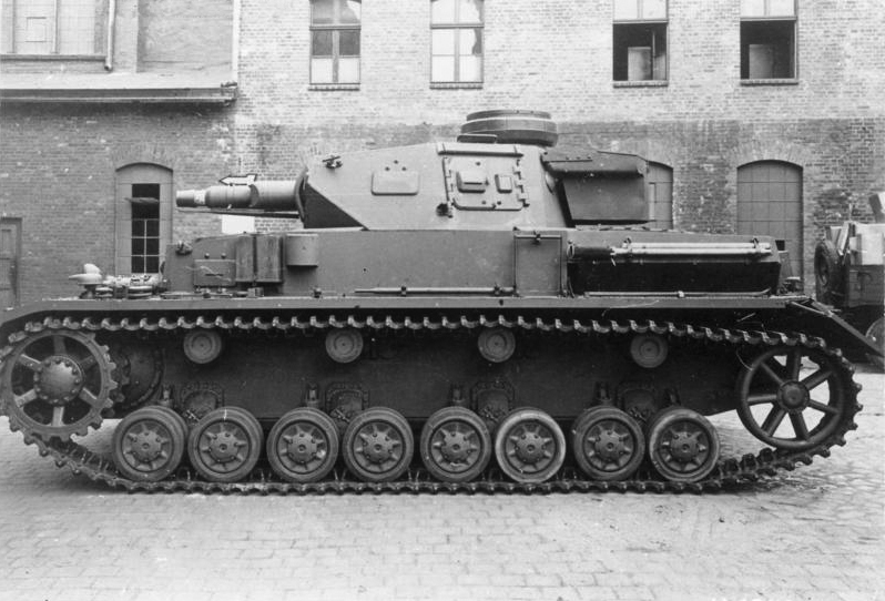 German 50 Mm Anti Tank Gun: File:Short-barrel Panzer Iv.jpg