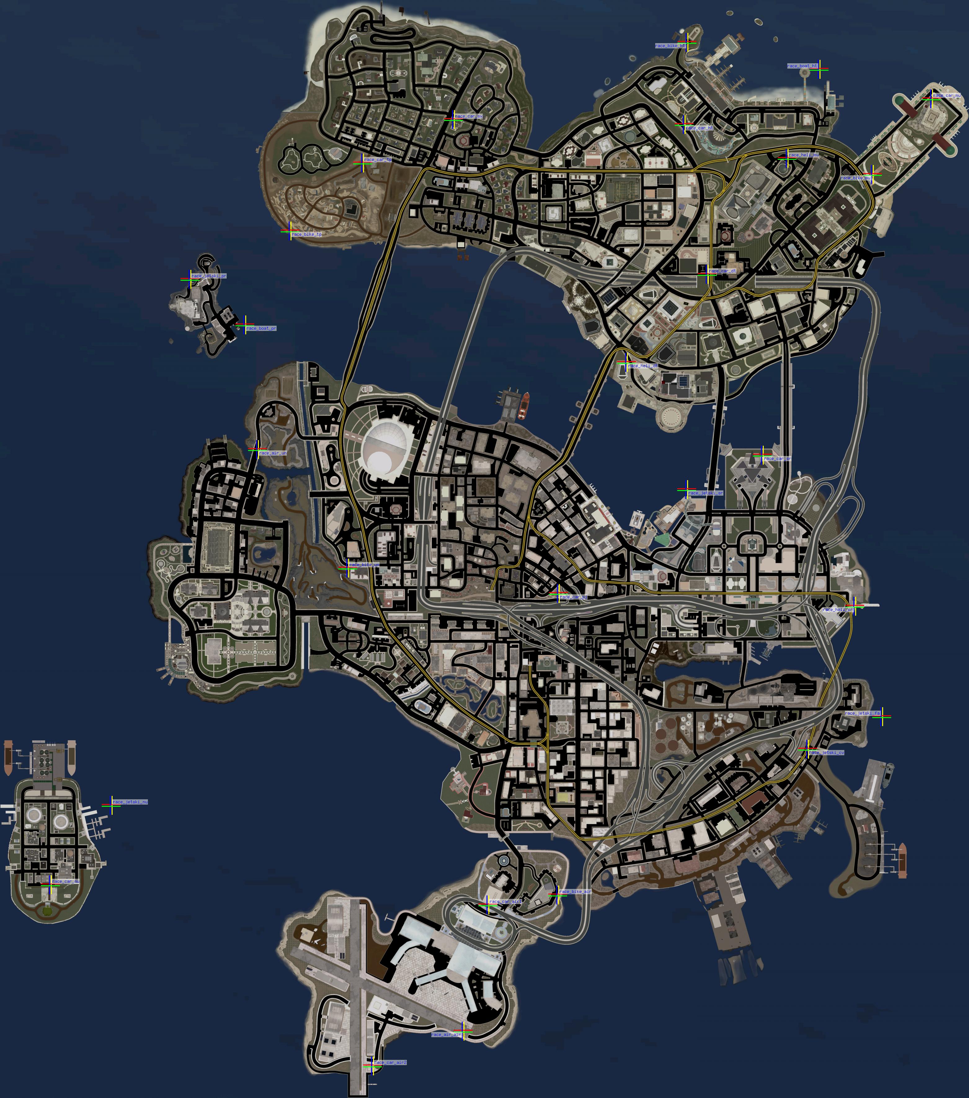 Racing - Saints Row Wiki - Missions, Maps, Secrets ...