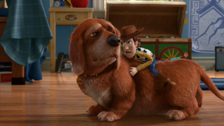 Dog Toy Story Breed