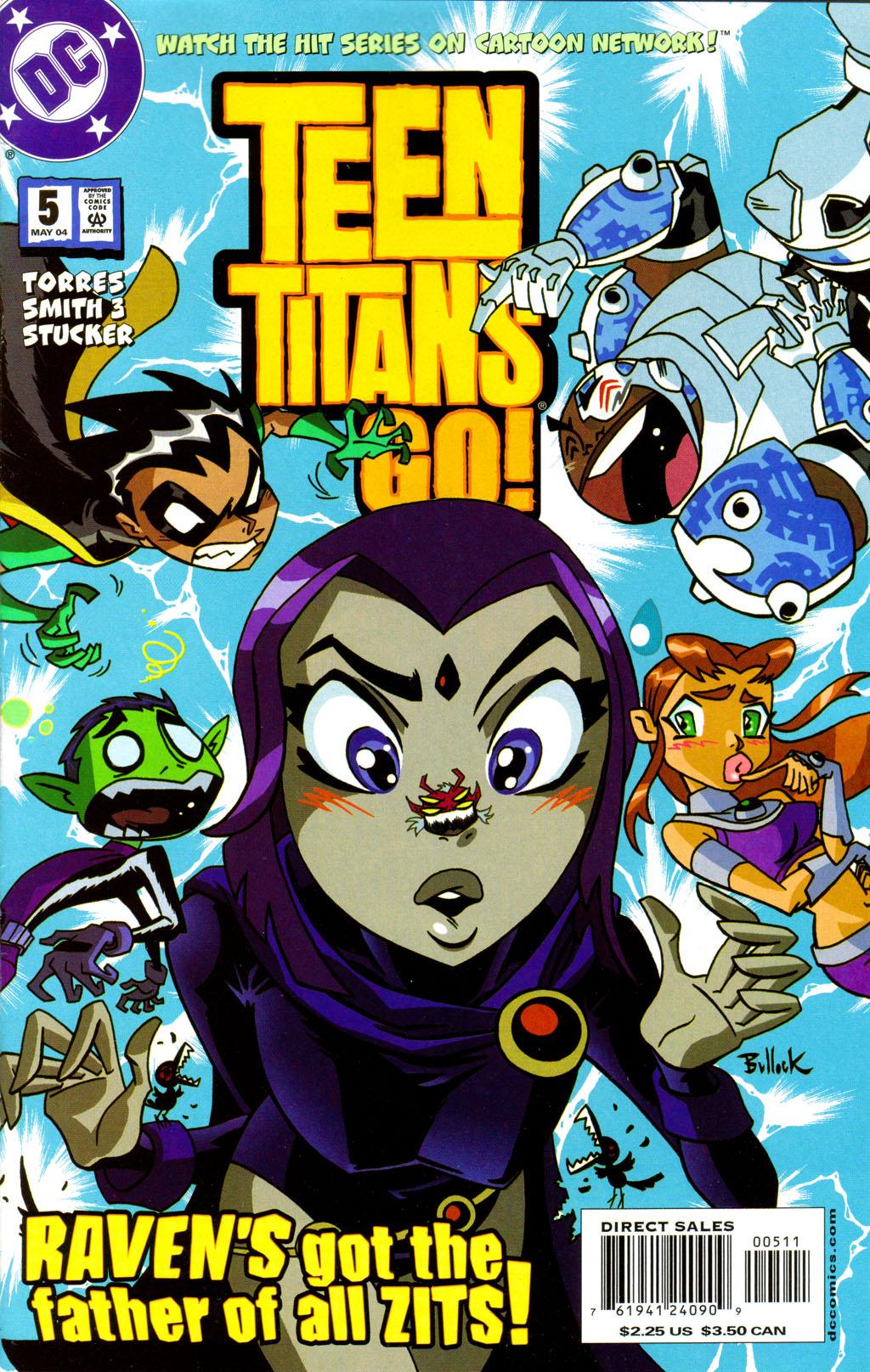 Monster Zit - Teen Titans Wiki - Robin, Starfire, Raven - photo#39