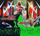 Kamen Rider Den-O X Kamen Rider Double: Final Countdown For Kamen Rider