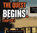 Pharaoh's Quest online comics