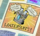 Traje de agua