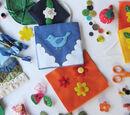 Picky Chicky's Art and Craft Blog