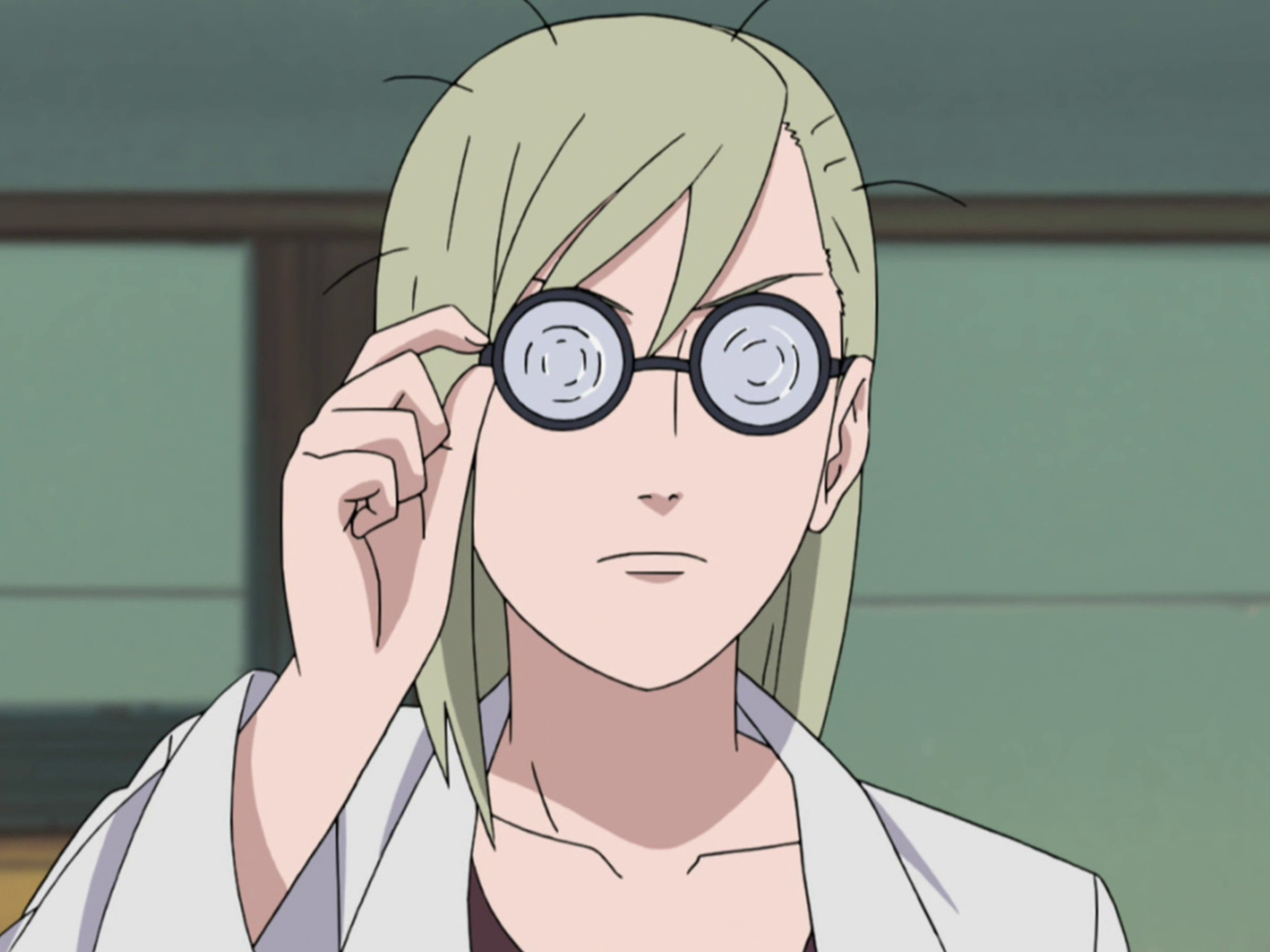 Does she count http img2 wikia nocookie net cb20110509221528 naruto images 4 40 shiho2 png