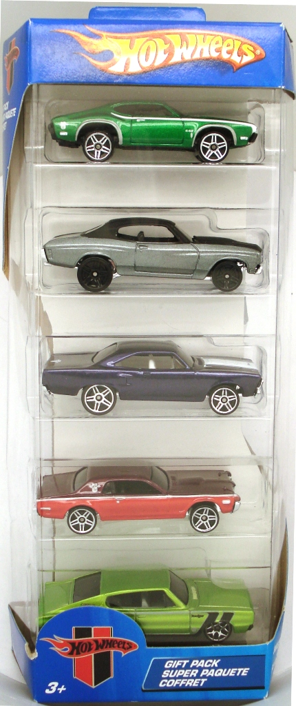 Muscle Mania 5 Pack Hot Wheels Wiki