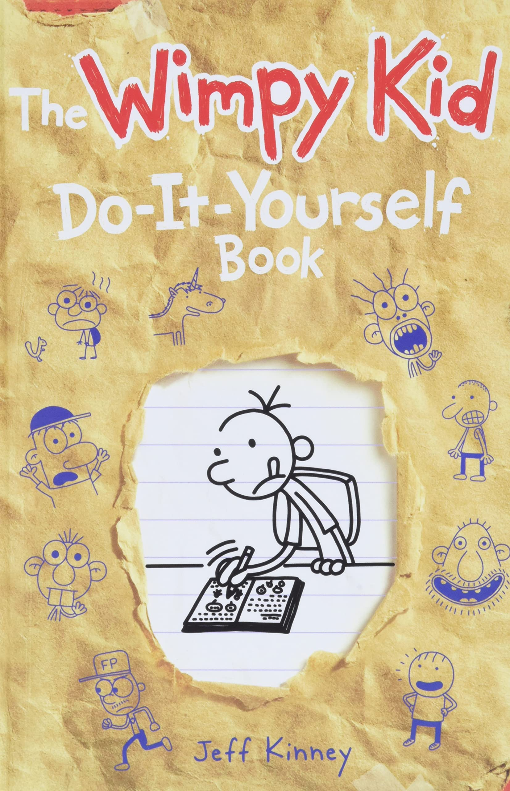 the wimpy kid do it yourself book diary of a wimpy kid wiki. Black Bedroom Furniture Sets. Home Design Ideas