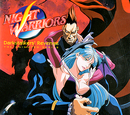 Night Warriors: Darkstalkers' Revenge (anime)