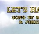 Let's Have a Race