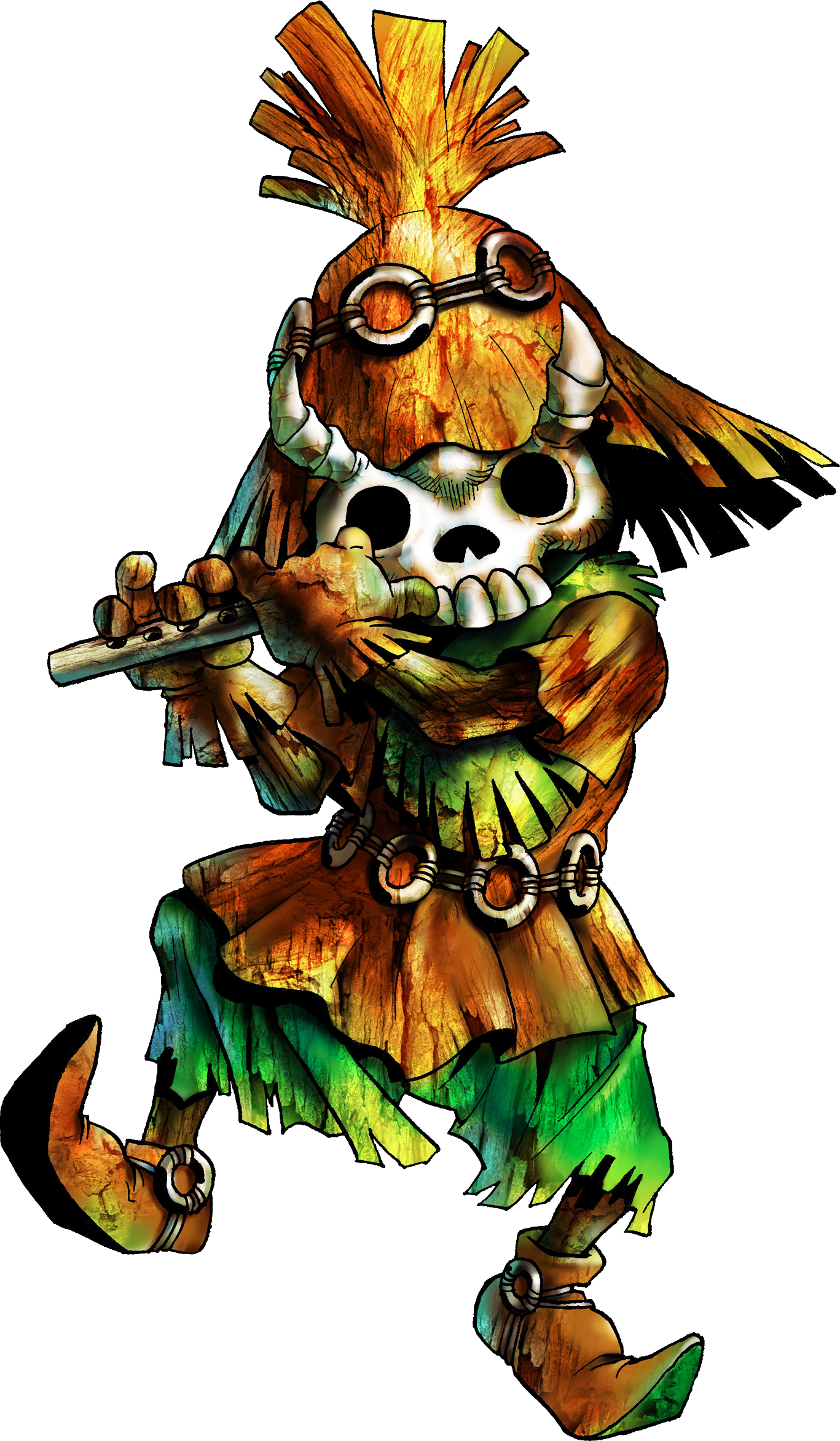 Majora's Mask 3DS announced! | NeoGAF